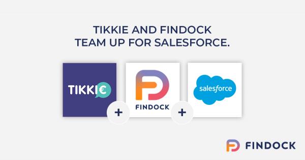 Tikkie and FinDock team up for Salesforce