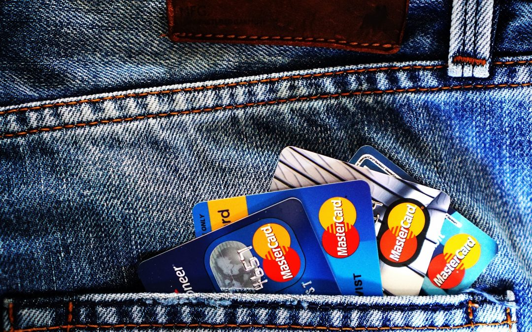 How do credit cards fit in the triangle of reconciliation?