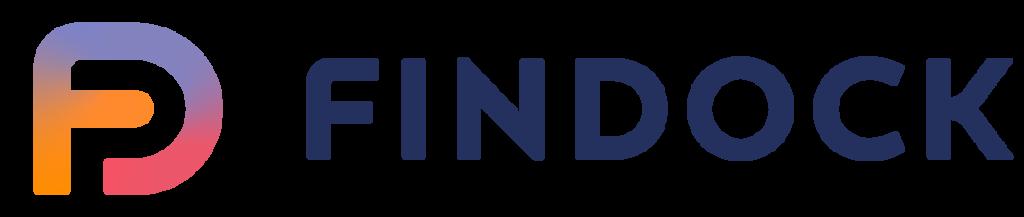 FinDock logo horizontal